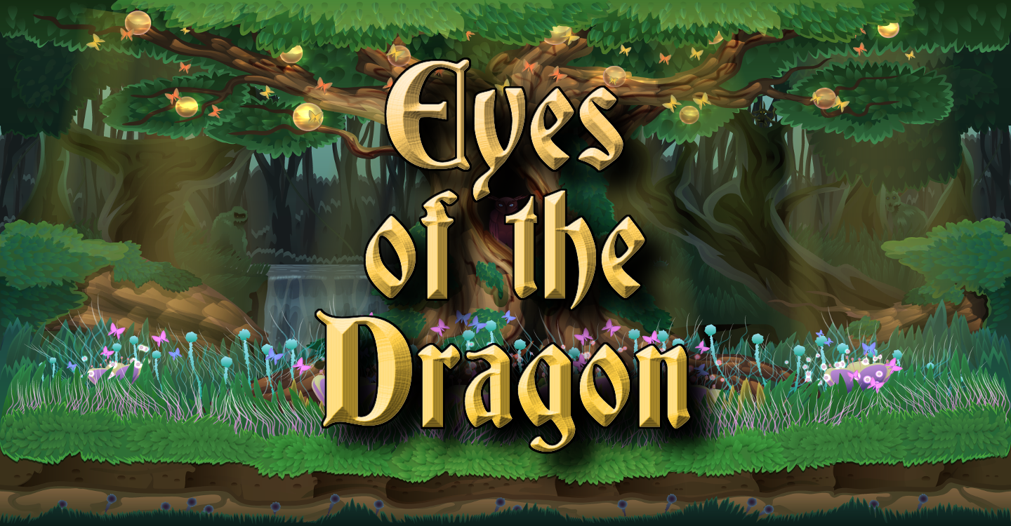 Eyes of the Dragon Cover Image