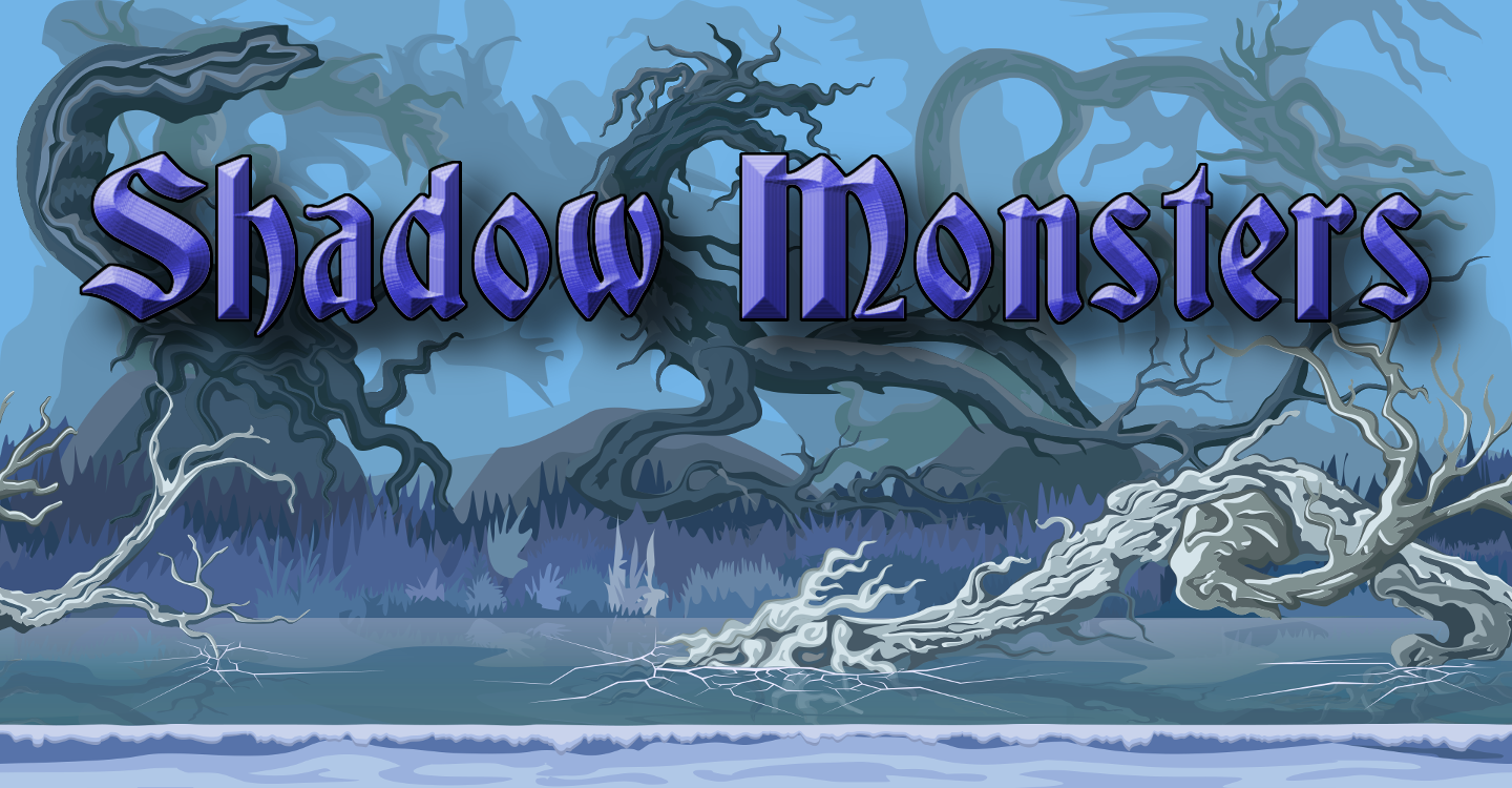 Shadow Monsters Cover Image